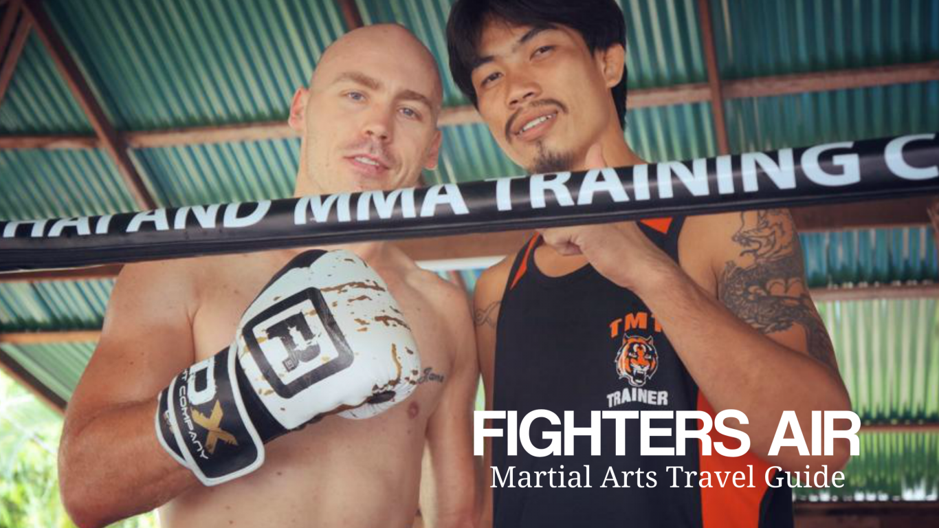 Best martial art training travel packages
