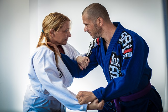 Jiu Jitsu Training For Women & Men